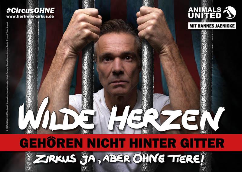 ANIMALS UNITED e.V.: Gegen Tiere in Not / Portrait Hannes Jaennecke