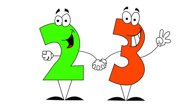 2 and 3 are the only prime numbers that are consecutive integers