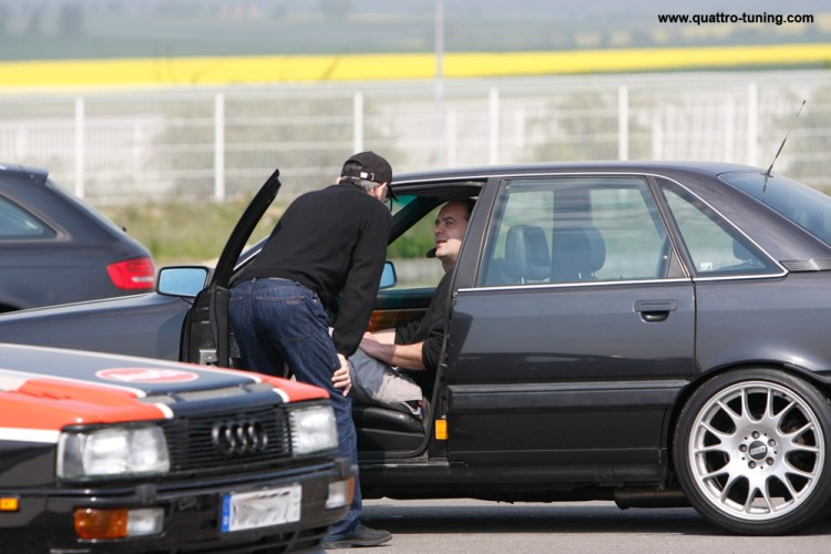 Fahrertraining mit Harald Demuth