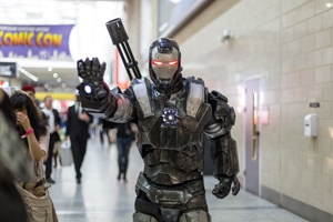 It's All About Comic Con!