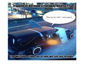 Bernodd hearse