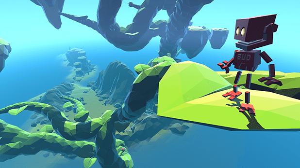"Revealed – Ubisoft's ""Experimental"" Adventure Game, 'Grow Home'"