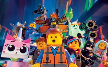 Everything Is Not Awesome – LEGO Movie Snubbed in Oscar Nominations