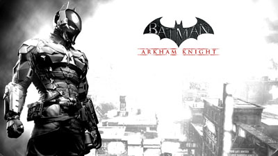Batman: Arkham Knight – Novel Inbound