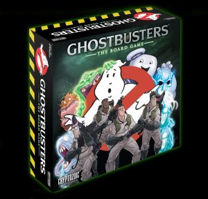 Ghostbusters Board Game full size