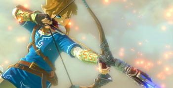 Wii U – Zelda's Open World is as Large as the System can Handle!