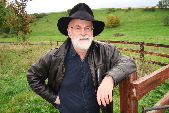 Sir Terry Pratchett, Renowed Fantasy Author