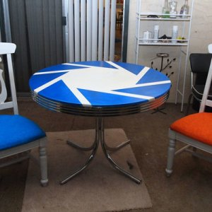 Portal Dining Room Set