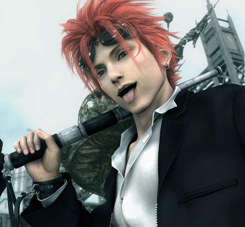Reno - Final Fantasy