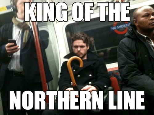 Rob Stark King of the Northern Line