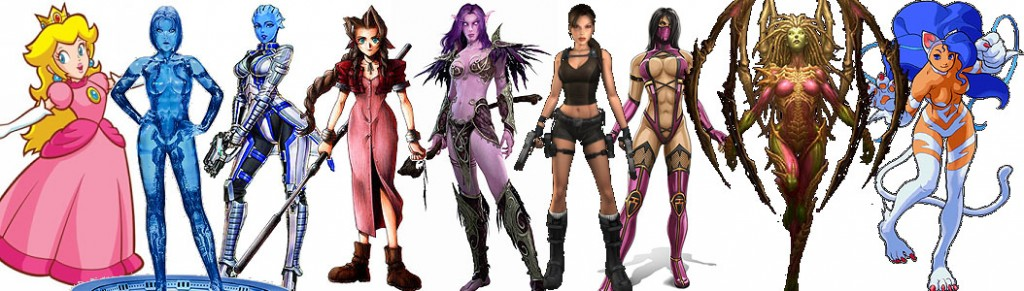 Power To The Women – Powerful Female Video Game Characters