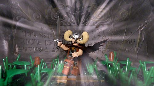 LEGO FPS – Counter-Strike, Skyrim & BioShock All Get It!