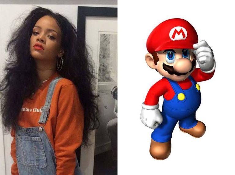 Rhianna Mario