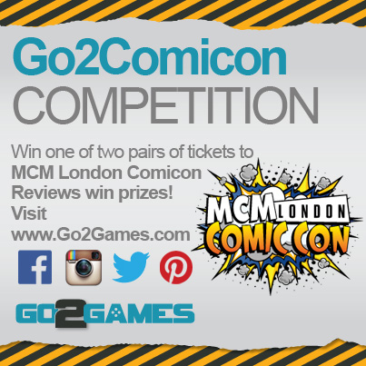 Go2Games.com's MCM Comic Con London Ticket Contest – The Winners!