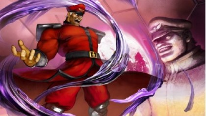 Street Fighter V PS4 PC Bison