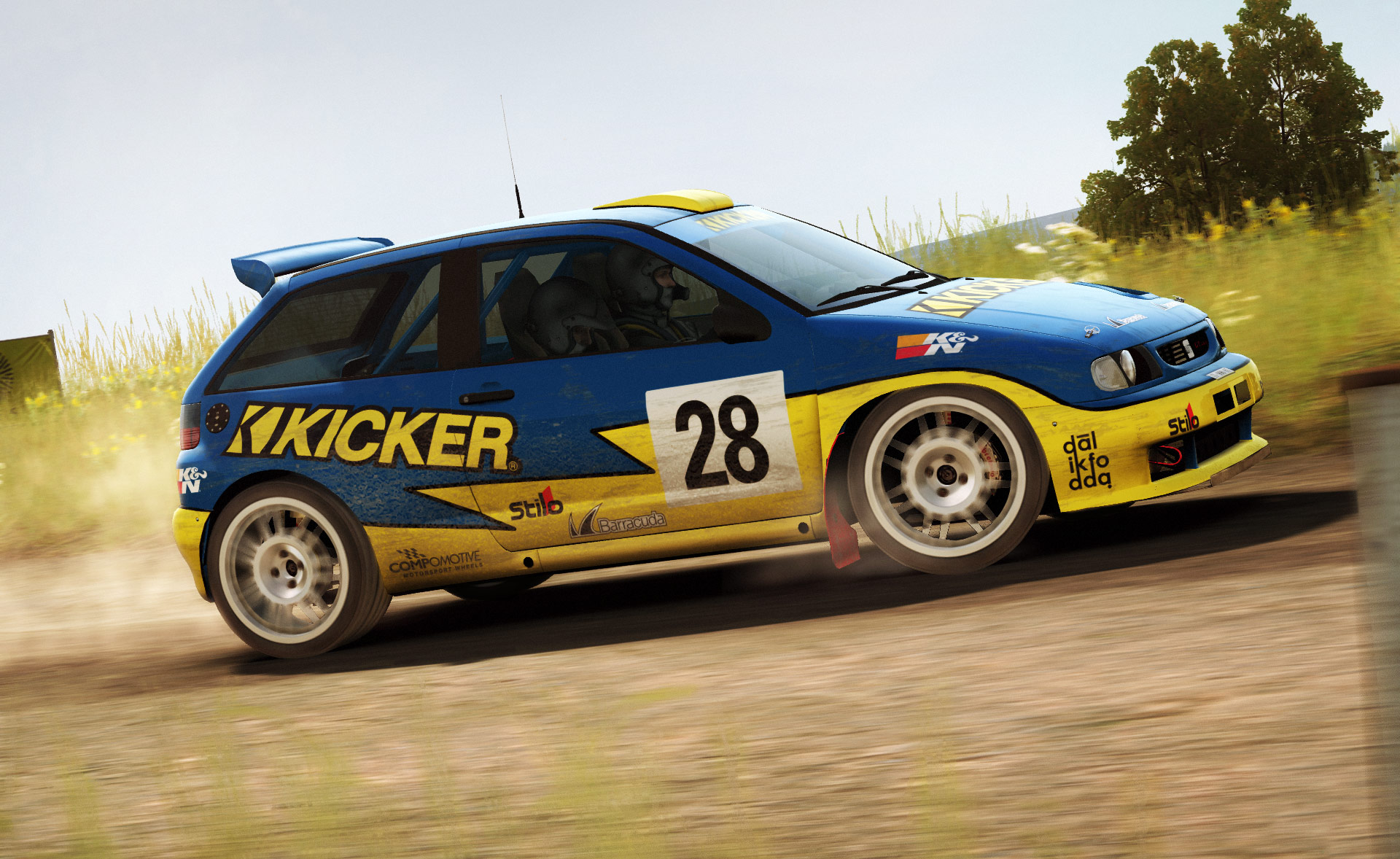 Dirt Rally Update Available For Download