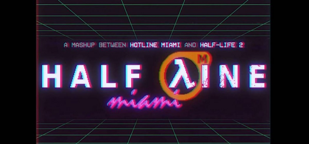 When Half-Life 2 meets Hotline: Miami