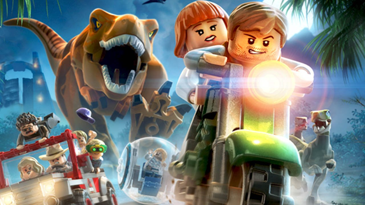 LEGO Jurassic World – Take over Elder Scrolls Online in UK Chart
