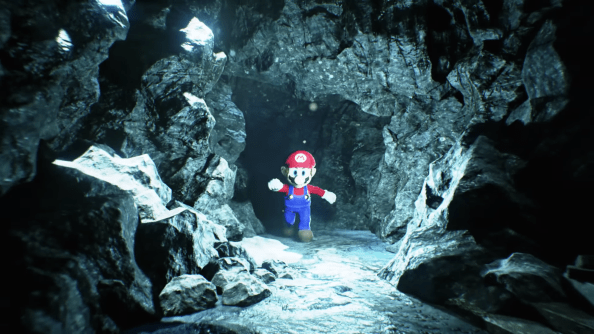 Watch – Mario In Unreal Engine 4