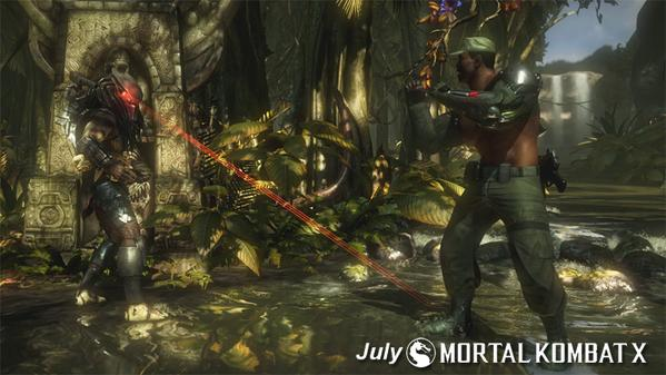 Predator To Join 'Mortal Kombat X' In July