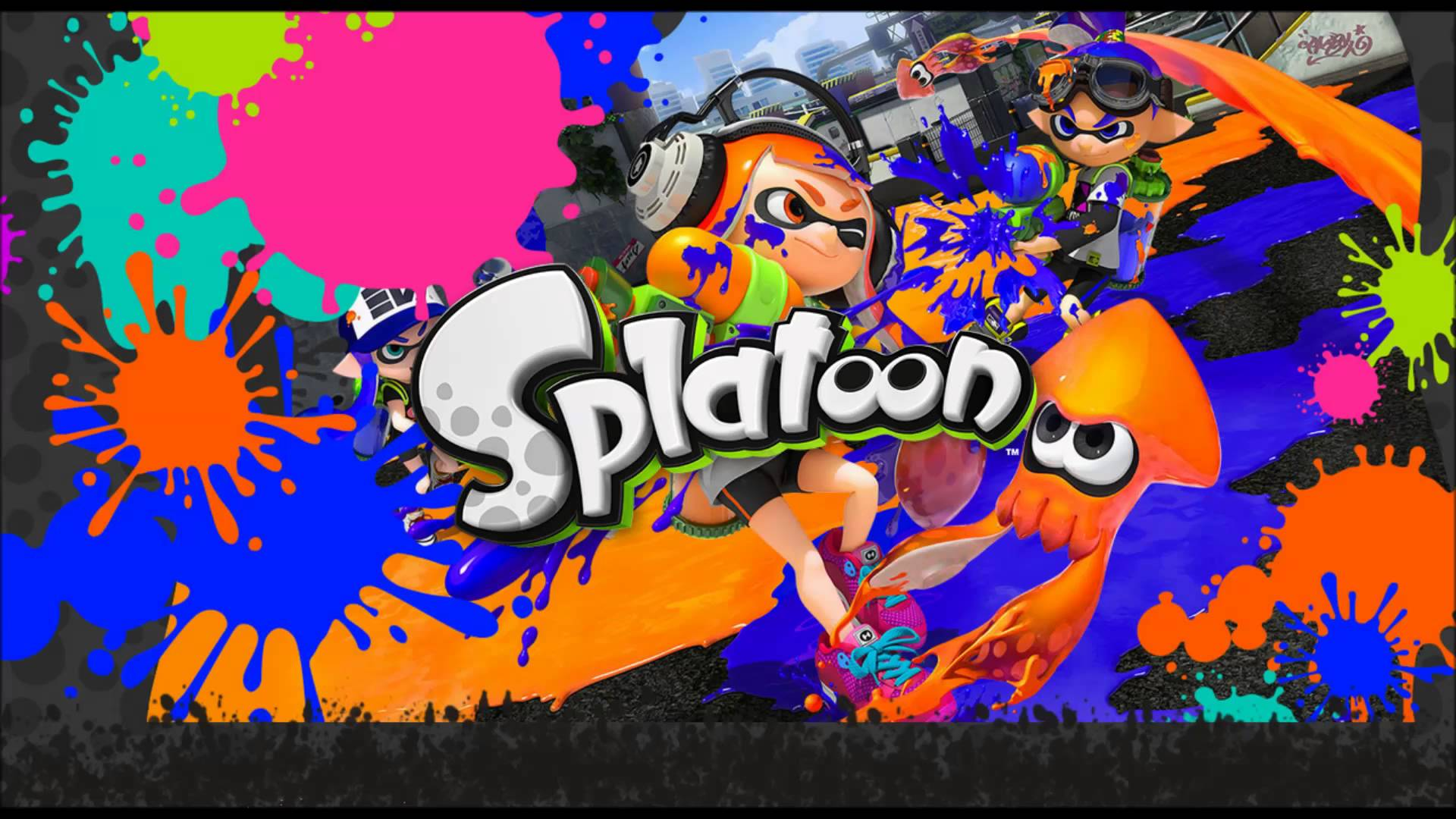 Splatoon – The Wii U Exclusives Shoots Past 1m Sales Worldwide