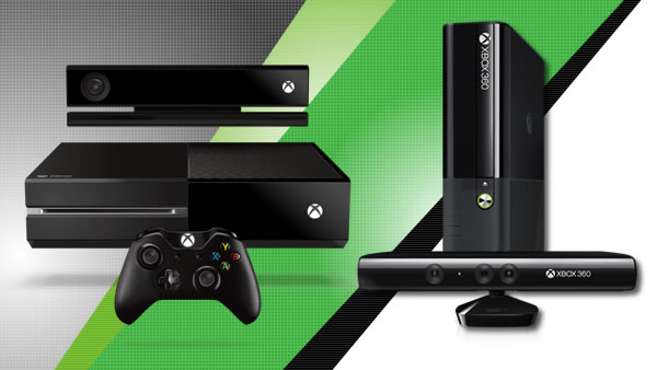 Update To Allow Xbox 360 Games To Be Played On Xbox One! [E3 2015]