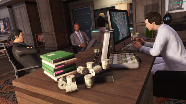 GTA V Confirmed and Potential Updates