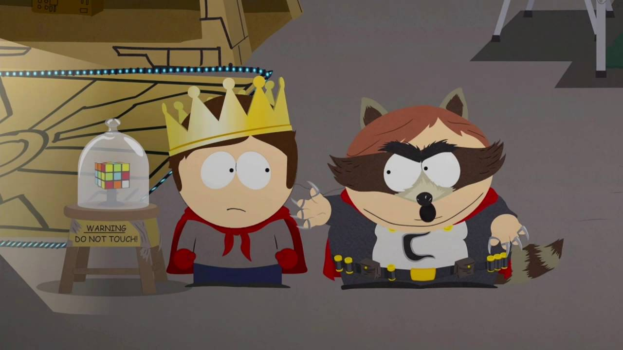 South Park Creators are deeply involved with Fractured But Whole.