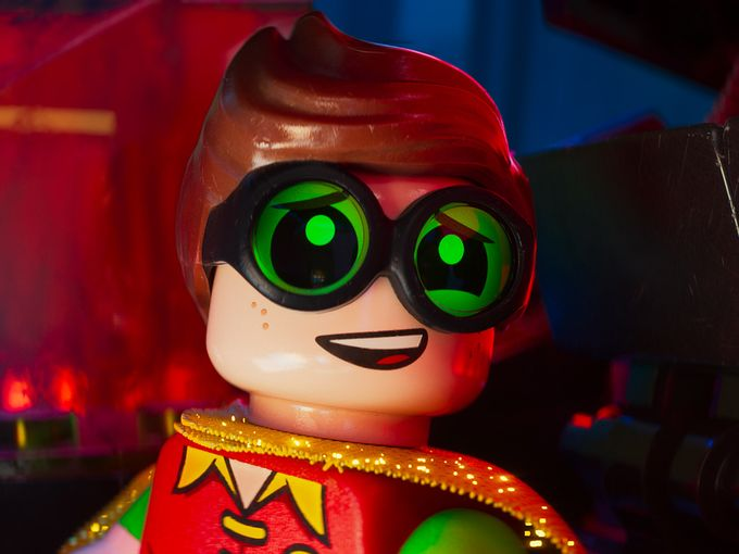 Lego Batman The Movie will appear in theatres 2017