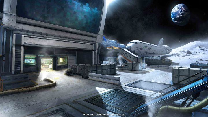 Terminal map for new Call of Duty announced for PS4, Xbox One