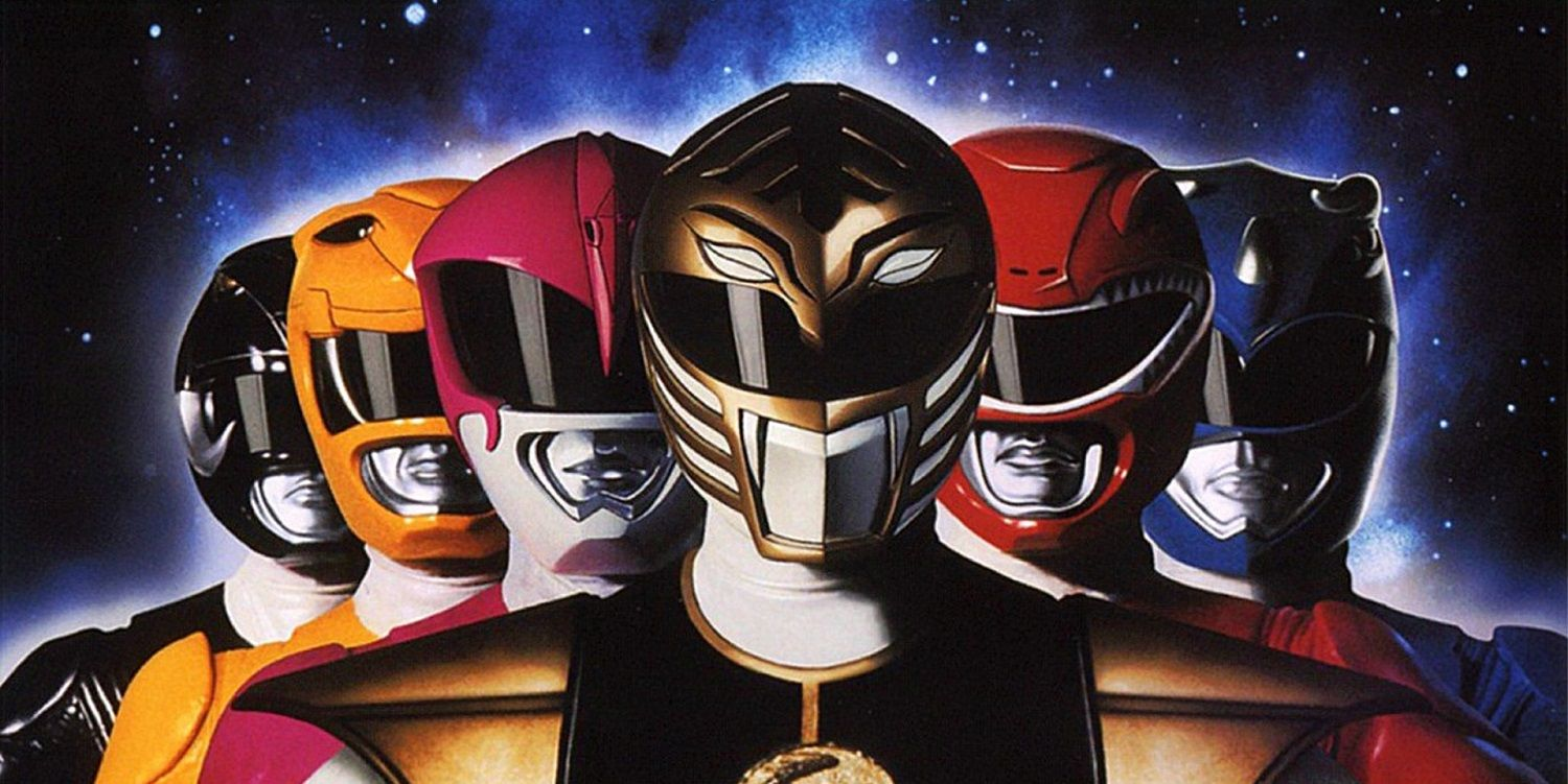 Meet Your Five New Power Rangers!