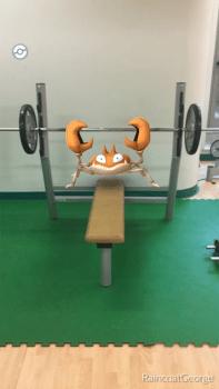 krabby-workout