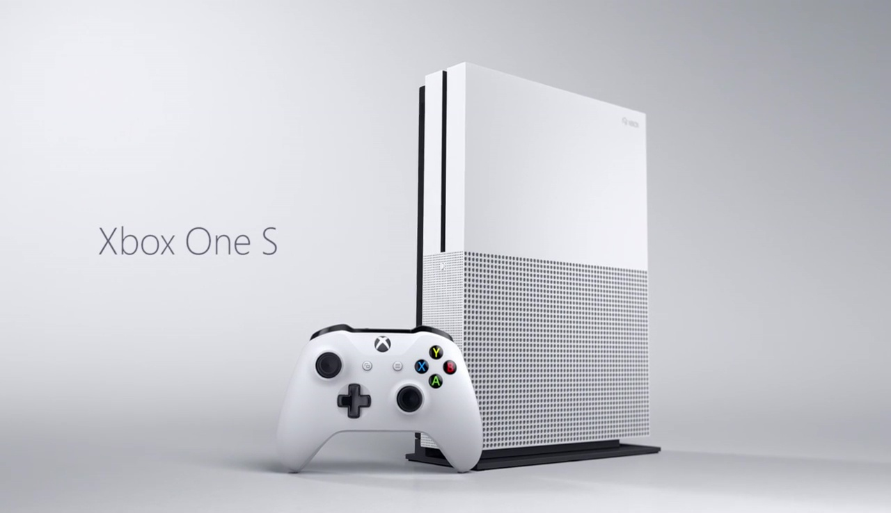 Why You Should Buy the Xbox One S