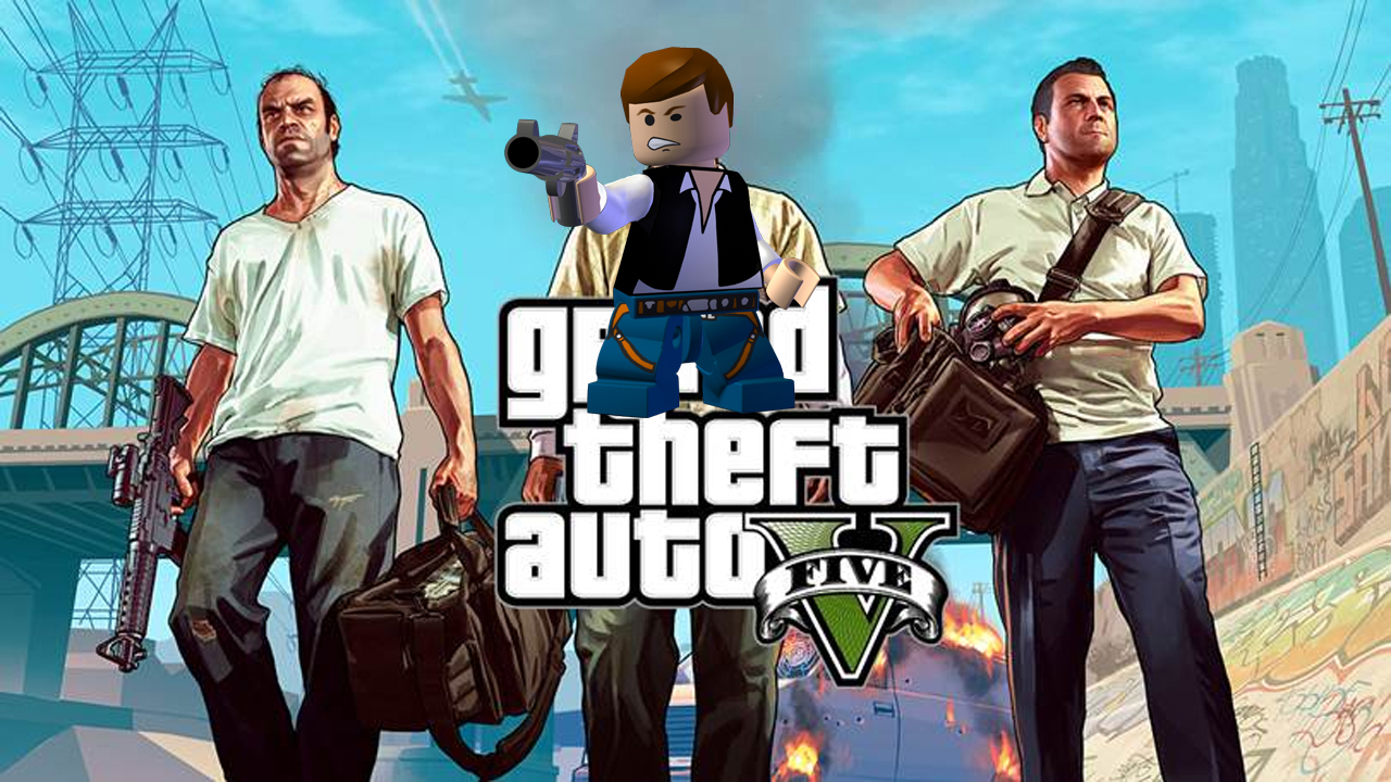 Top UK Sales Chart: Grand Theft Auto Dethrones Lego Star Wars: The Force Awakens!