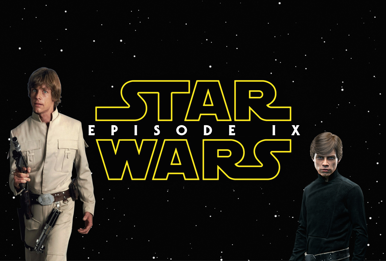 STAR WARS EPISODE 9: Has Mark Hamill confirmed his Appearance.