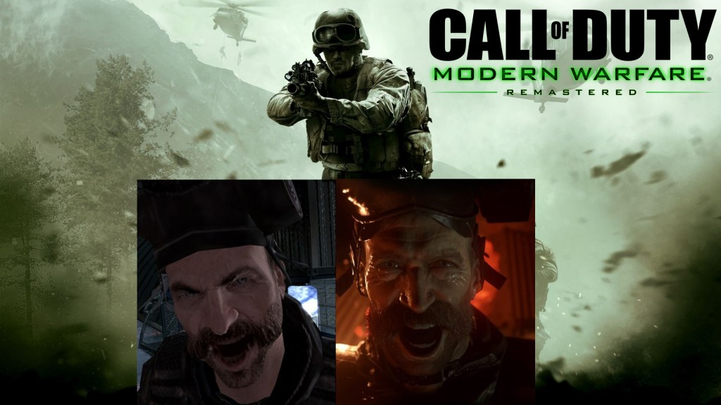 call of duty 4 remastered