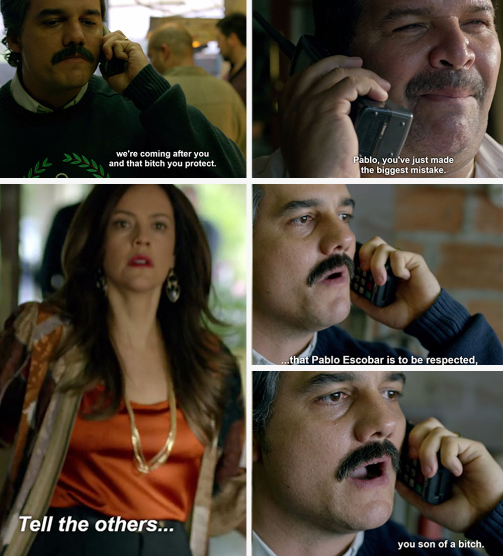 Narcos season 2 has been released on Netflix.