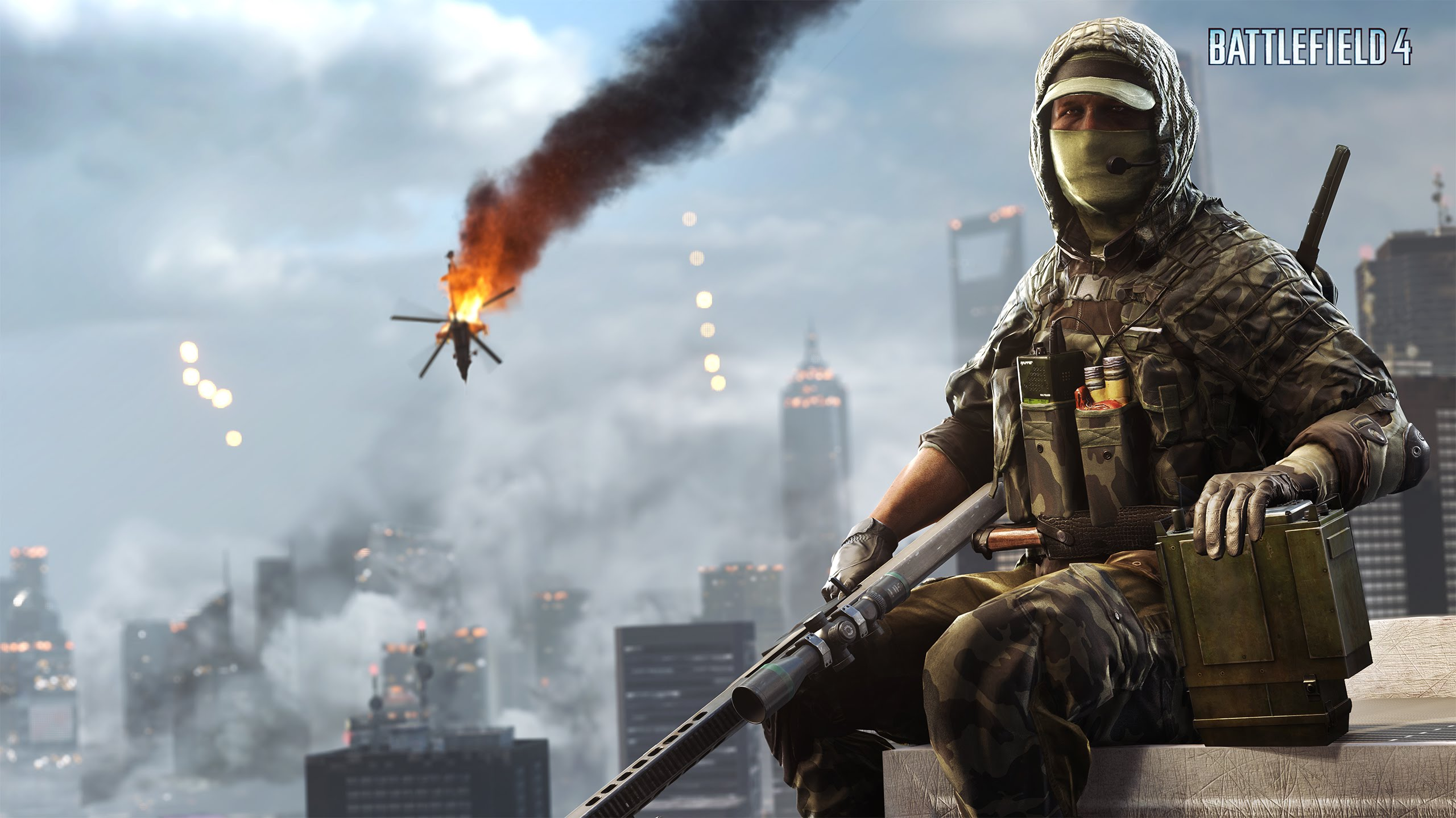 Battlefield 4: ALL EXPANSIONS ARE NOW FREE ON XBOX ONE AND XBOX 360.
