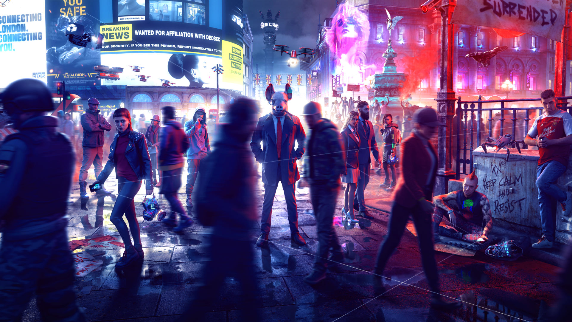 Watch Dogs: Legion Delivers In The Ways Expected