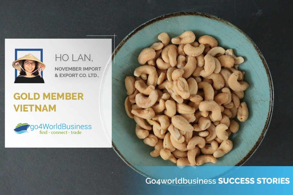 Member Spotlight: Ho Lan, November Import & Export Co. Ltd.
