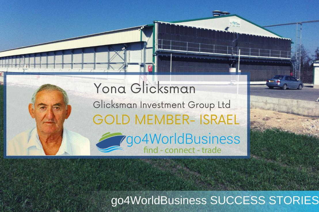 Member Spotlight: Yona Glicksman,Glicksman Investment Group