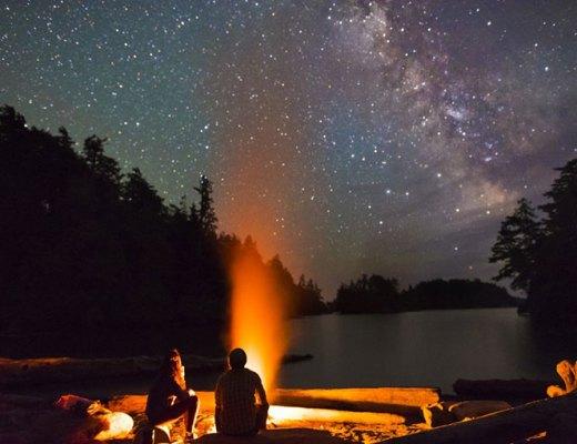 Pacific Rim National Park Reserve, British Columbia, Canada