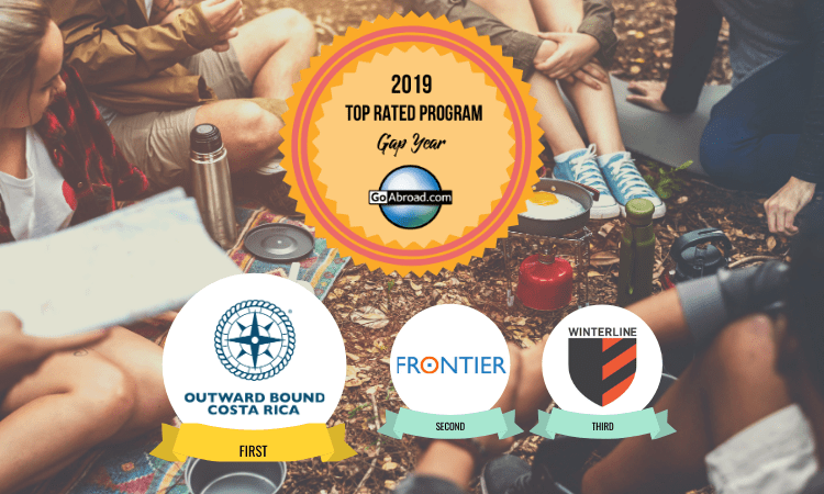 GoAbroad Top Rated Gap Year 2019