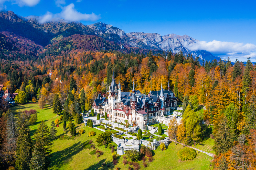 European castles tours