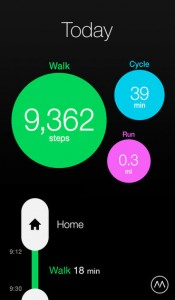 Moves-jogging-app