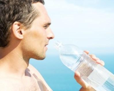 eau alimentation bien boire avant épreuve