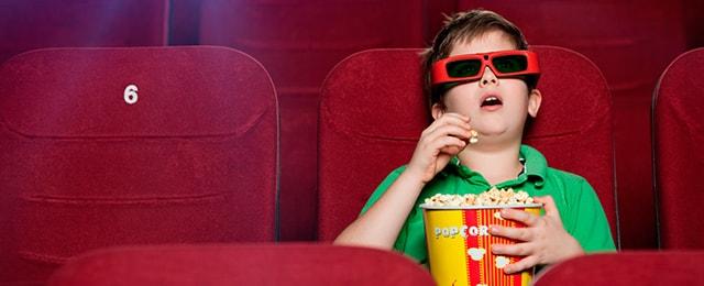 Regarder deux films par mois