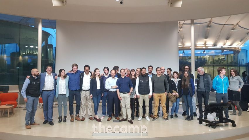 Startups TheCamp VillagebyCA