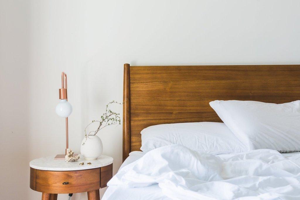Photo d'un lit améliorer le sommeil des salariés