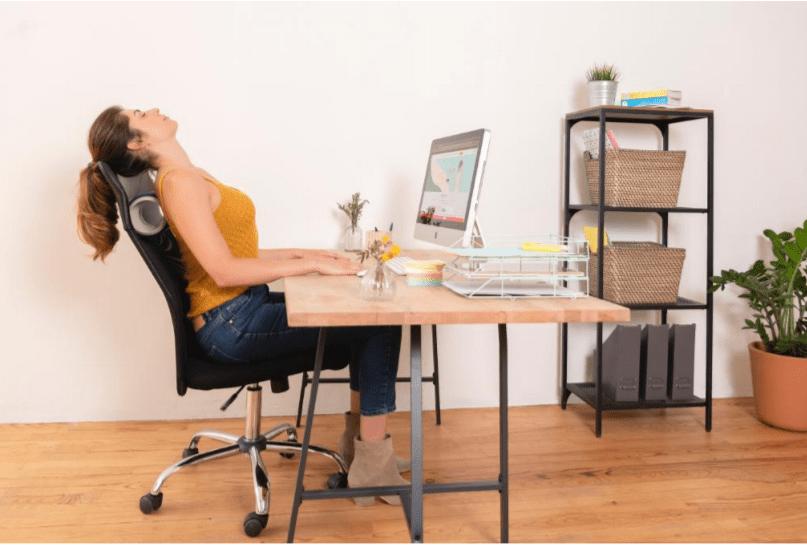 Loop pour limiter le dos de dos au bureau